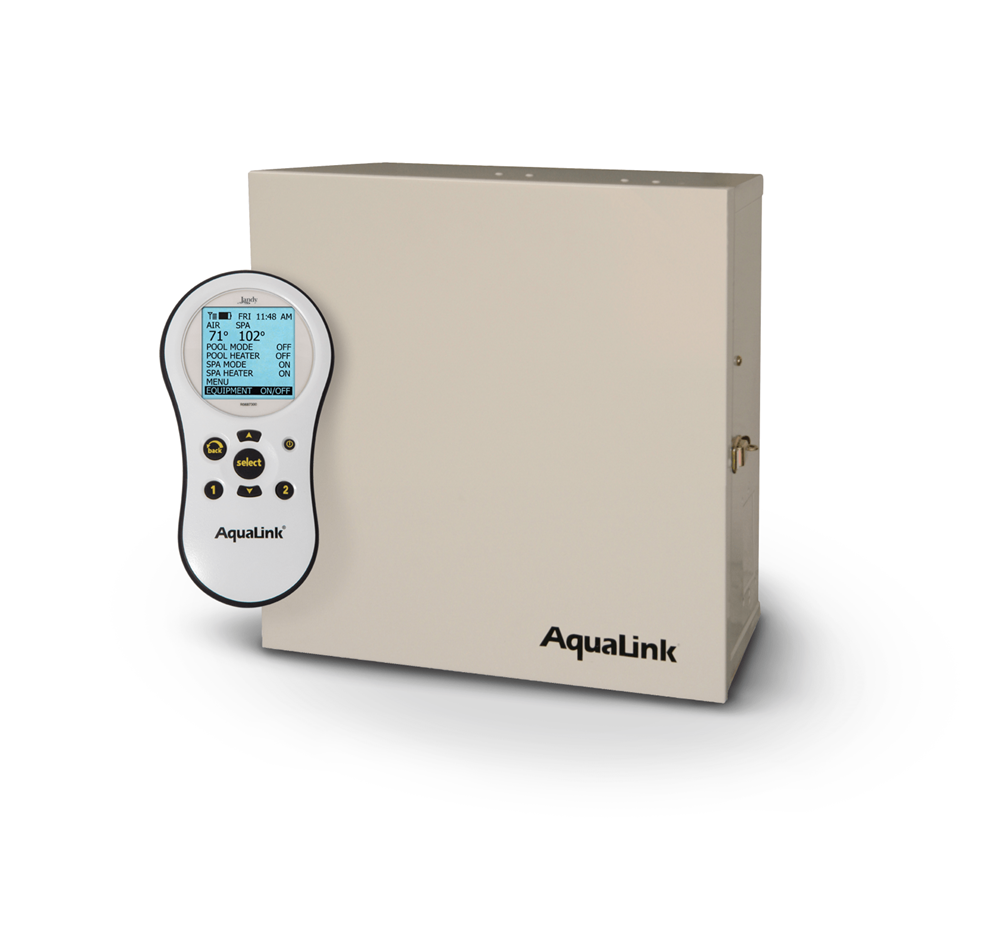 AquaLink PDA Pool Automation System