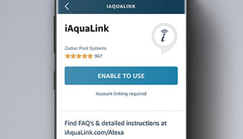 Alexa Integration for iAquaLink